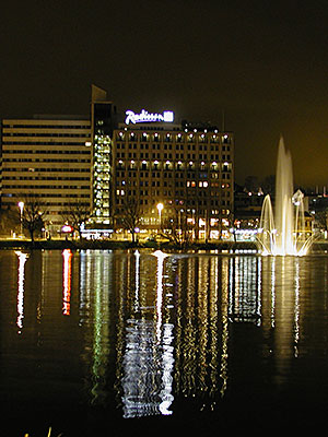 There is a good choice of hotels in central Stavanger